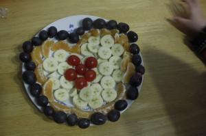 Ovocný talíř