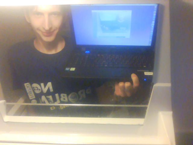 Přitáhl jsem si k sobě notebook Fujitsu :)