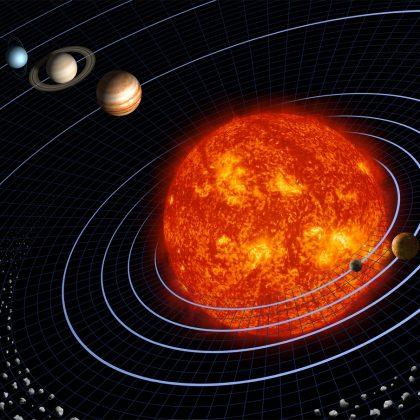 Víte, jak se opravdu pohybuje Země kolem Slunce?