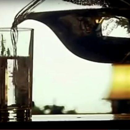 Fascinující 48 min. dokument o vodě. Co o ní víme? Má paměť!