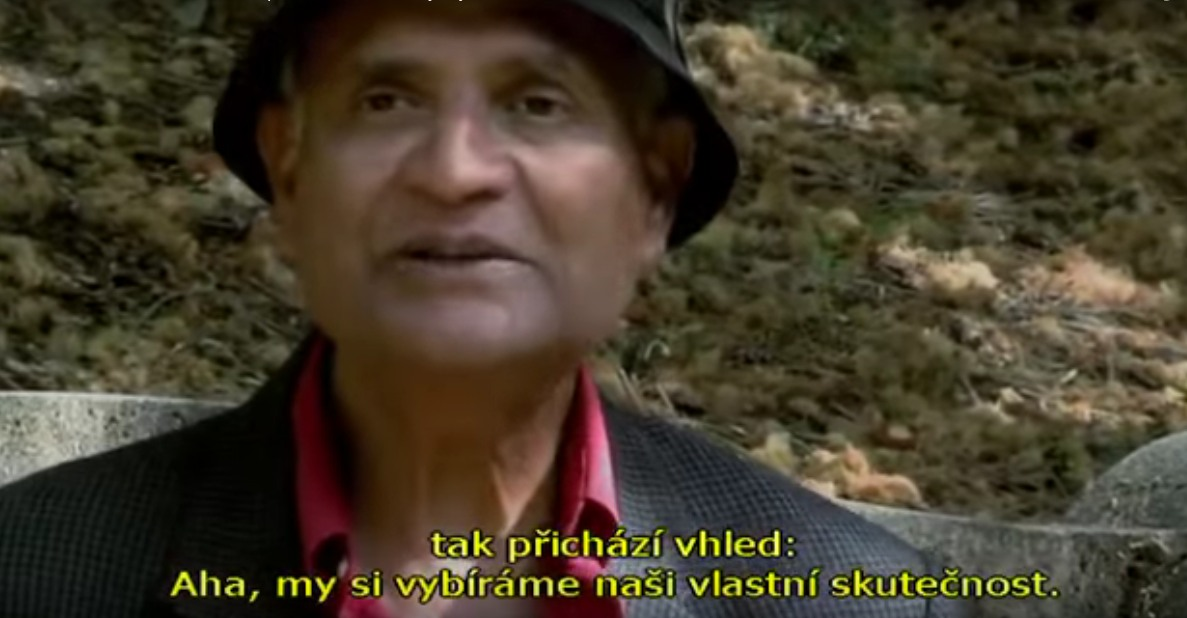 Kvantový aktivista – film o spiritualitě kvantové fyziky