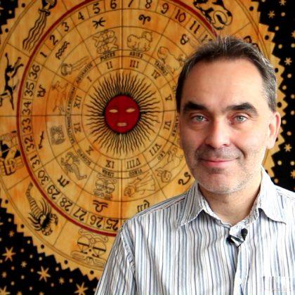 Kurz čtení a výkladu horoskopu s Ondřejem Habrem