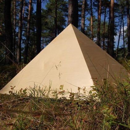Harmonizační pyramida, výška 50 cm