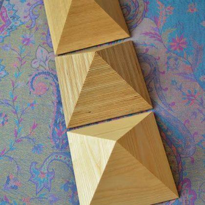 Harmonizační pyramida, výška 12 cm