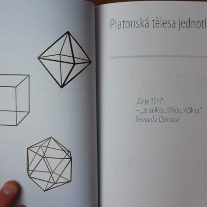 Jeanne Ruland a Gudrun Ferenz: Posvátná geometrie platonských těles – ukázka z knihy
