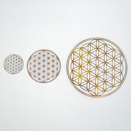 Samolepka-květ-života-zlatá-8-cm