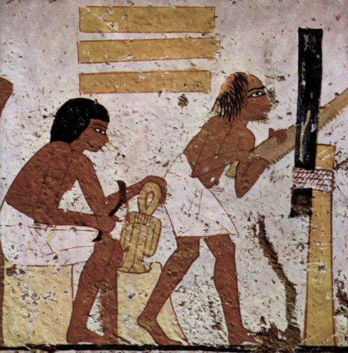 10 pádných důvodů, proč nejsou Egypťané stavitelé pyramid v Gíze