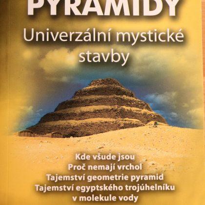 Vladimír Babanin: Pyramidy - Univerzální mystické stavby