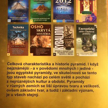 Vladimír Babanin: Pyramidy – Univerzální mystické stavby