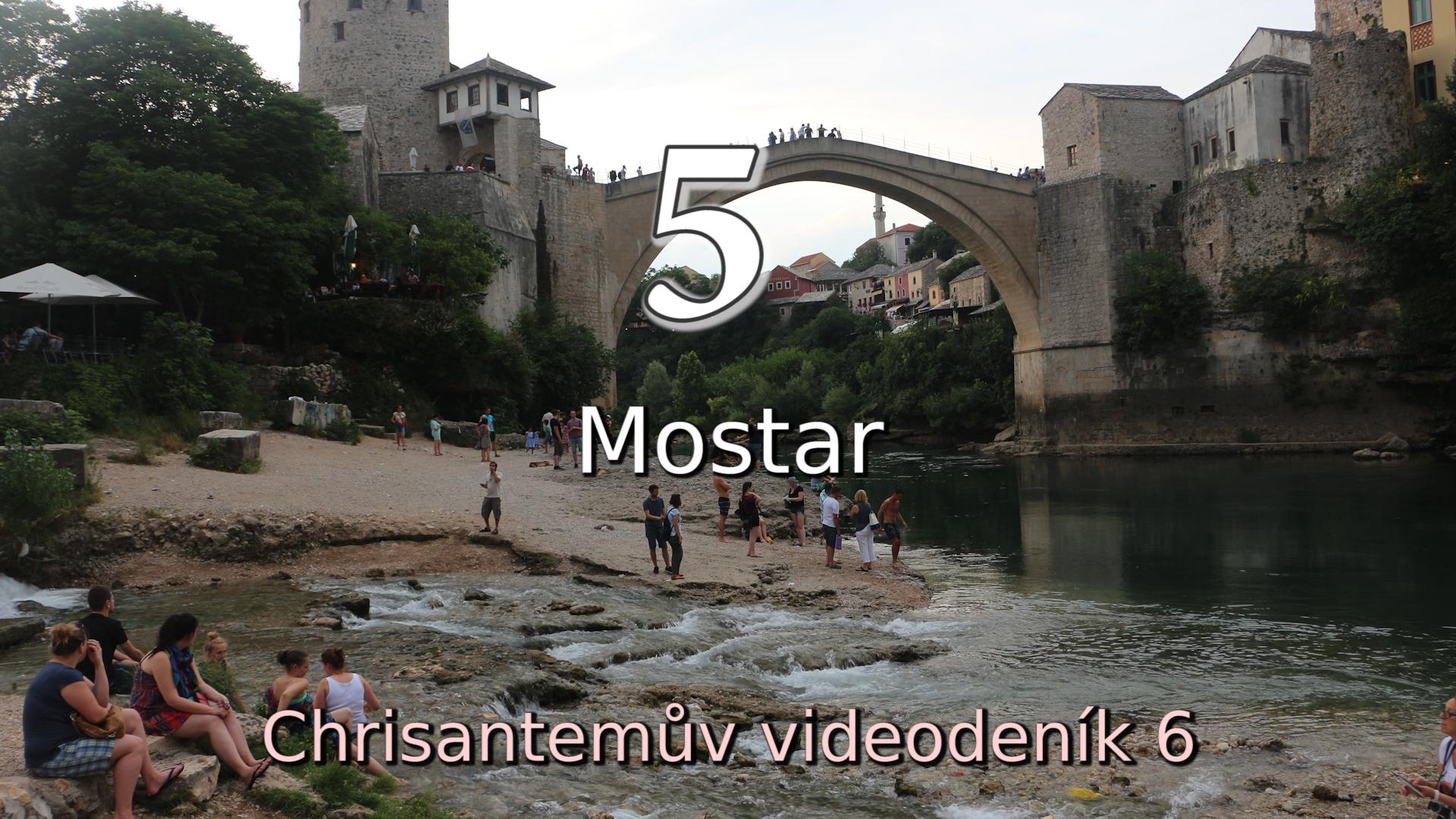 Medugorje, Mostar, Dům dervišů Blagaj (Podivuhodná bosenská energie 4-6)