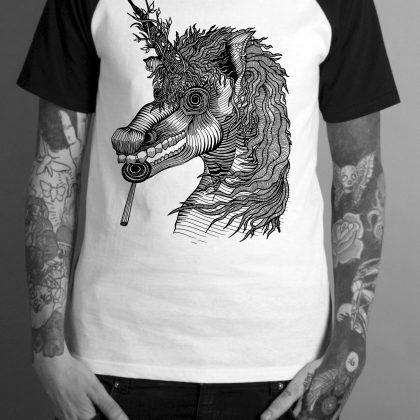 Tričko Jednorožec