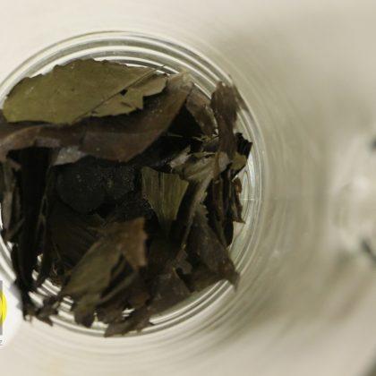 Amazonský čaj wayusa – jeden svazek se používá na jednu dávku