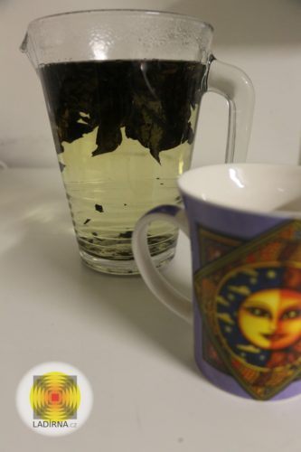 Amazonský čaj wayusa - jeden svazek se používá na jednu dávku