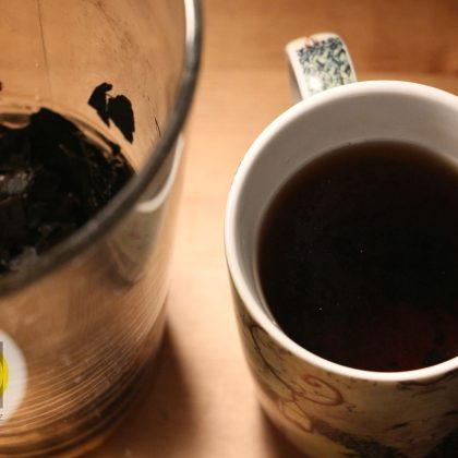 Amazonský čaj wayusa