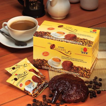 DXN Lingzhi káva 3 v 1