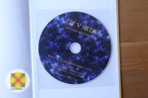 Drunvalo Melchizedek: Žít v srdci (kniha + audio CD)