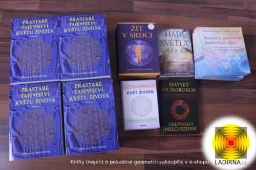 Knihy o posvátné geometrii