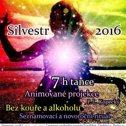 Silvestr bez alkoholu – s programem a 7 hod. tance