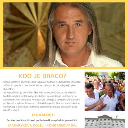 Braco v Praze – březen