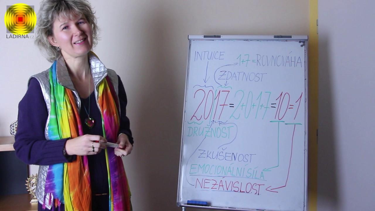 Dáša Halotová: Rok 2017 pohledem numerologie. Co nám přináší a jak nás ovlivňuje?