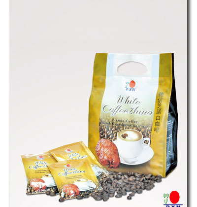 DXN Bílá káva Zhino (capuccino s houbou Reishi)