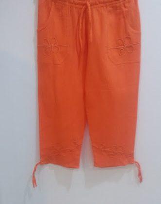 Dámské bavlněné kalhoty