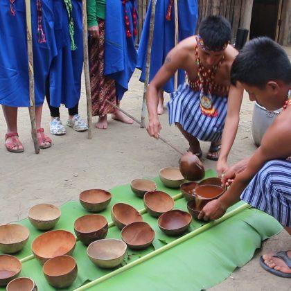 """Jak probíhají ceremonie v ekvádorské džungli? Prožil jsem Natemamu neboli """"koupel v ayahuasce"""""""