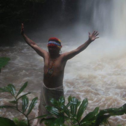 Výprava do hlubin ekvádorského pralesa aneb k vodopádu tam a zpátky