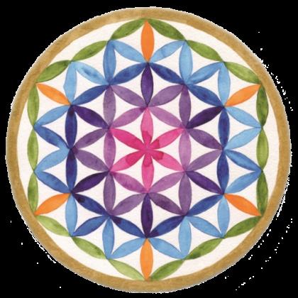 Meditace zasvěcení v Síních Amenti (z knihy Posvátná geometrie platonských těles)