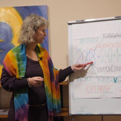 Dáša Halotová: Rok 2018 pohledem numerologie. Co nám přináší a jak nás ovlivňuje?