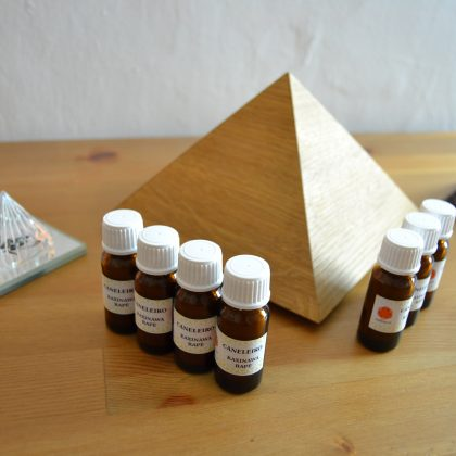 "Pyramidy a ""harmonizovadla"""
